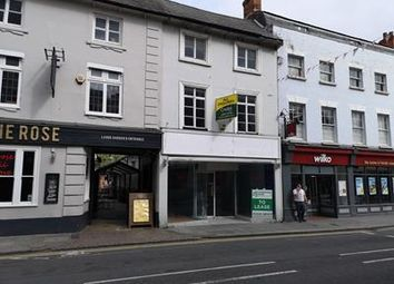 Thumbnail Retail premises for sale in 43 High Street, Bedford