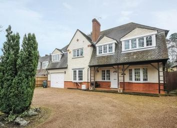 Thumbnail 5 bed detached house for sale in Westerham Road, Keston