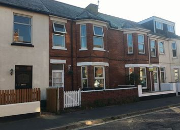 Thumbnail 4 bed terraced house to rent in Camperdown Terrace, Exmouth