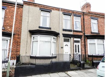 Thumbnail 3 bed terraced house for sale in Corporation Road, Darlington