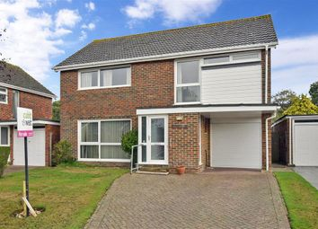 Thumbnail 4 bedroom detached house for sale in Worcester Road, Chichester, West Sussex