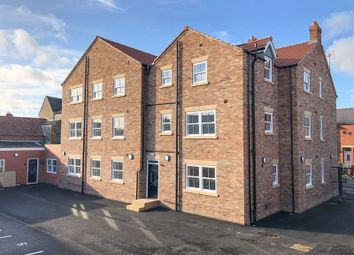 Thumbnail 2 bed flat for sale in Commercial Street, Norton, Malton