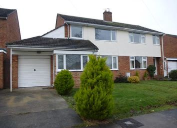 Thumbnail 3 bedroom property to rent in Chichester Park, Westbury