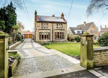 Thumbnail 4 bed detached house for sale in Fenay Lane, Almondbury, Huddersfield, West Yorkshire
