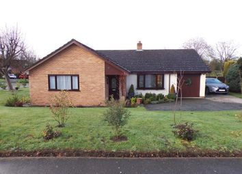 Thumbnail 3 bed bungalow for sale in Village Road, Lixwm, Holywell, Flintshire