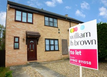 Thumbnail 4 bed semi-detached house to rent in Willow Close, Brandon