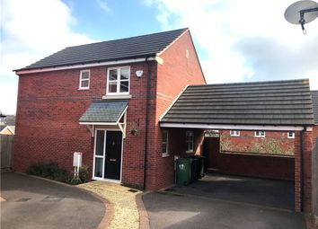 Thumbnail 3 bedroom detached house for sale in Malthouse Drive, Belper