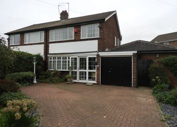 Thumbnail 3 bed semi-detached house for sale in Broachgate, Scawthorpe, Doncaster