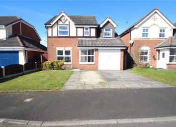 Thumbnail 4 bed detached house for sale in Juniper Drive, Firgrove, Rochdale, Greater Manchester