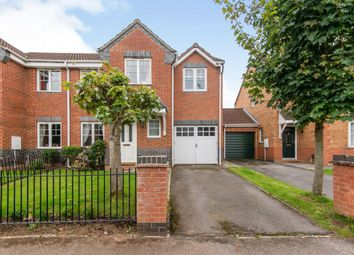 Thumbnail 4 bed semi-detached house for sale in Cave Grove, Emersons Green, Bristol