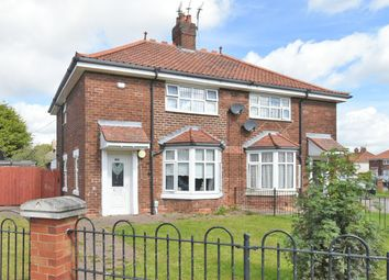 Thumbnail 3 bed semi-detached house for sale in 29th Avenue, Hull