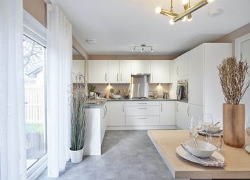 Thumbnail 4 bed semi-detached house for sale in Forresters Way, Inverness