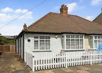 Thumbnail 2 bedroom semi-detached bungalow for sale in Blanmerle Road, New Eltham, London
