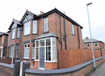 Thumbnail 3 bed semi-detached house to rent in Gloucester Avenue, Levenshulme, Manchester