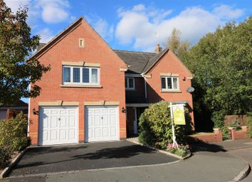 Thumbnail 5 bed detached house for sale in Woodburn Road, Norton Chase, Stoke-On-Trent