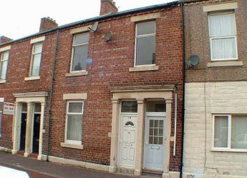 Thumbnail 2 bed flat for sale in Cardonnel Street, North Shields