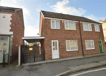 Thumbnail 3 bedroom property for sale in Sidmouth Street, Newland Avenue, Hull