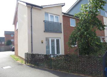 Thumbnail 2 bedroom flat for sale in Meacham Meadow, Wolverton, Milton Keynes