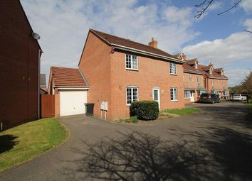 Thumbnail 4 bed property to rent in Derbyshire Drive, Castle Donington