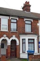 Thumbnail Terraced house to rent in Cullingham Road, Ipswich
