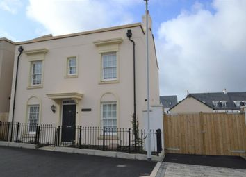 Thumbnail 4 bed detached house for sale in Pegasus Place, Sherford, Plymouth, Devon
