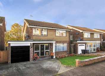 Thumbnail 4 bed detached house for sale in Wootton Drive, Hemel Hempstead