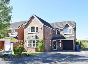 Thumbnail 4 bed detached house for sale in Burghley Brow, Claughton-On-Brock, Preston