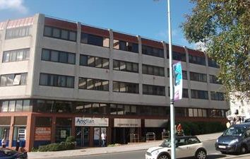 Office to let in Second Floor Suites, Cobourg House, Mayflower Street, Plymouth, Devon PL1