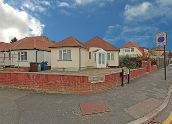 Thumbnail 3 bed detached bungalow to rent in Downs Avenue, Pinner