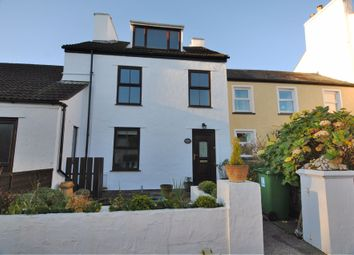 3 bed terraced house for sale in St. Marys Road, Port Erin, Isle Of Man IM9