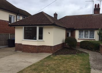Thumbnail 2 bed bungalow for sale in Cliftonville Avenue, Margate