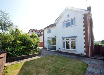 Thumbnail 3 bed detached house for sale in Lakeside Drive, Cyncoed, Cardiff
