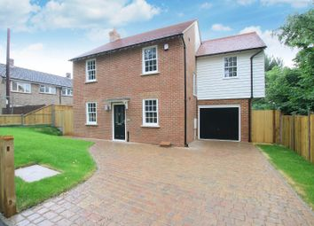 Thumbnail 4 bed property for sale in Bakers Lane, Chartham, Canterbury