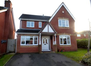 Thumbnail 4 bed detached house for sale in Simmonds View, Stoke Gifford, Bristol
