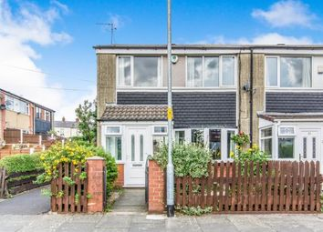 Thumbnail 3 bed semi-detached house for sale in Middle Green, Ashton-Under-Lyne, Greater Manchester, United Kingdom