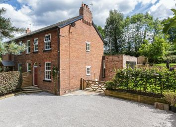 Thumbnail 2 bed semi-detached house for sale in Waste Lane, Cuddington, Northwich