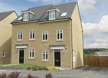 "Thumbnail 3 bed semi-detached house for sale in ""Greenwood"" at Manywells Crescent, Cullingworth, Bradford"