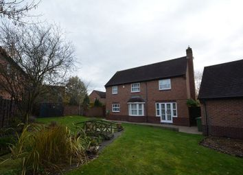 Thumbnail 4 bedroom detached house to rent in Shoveller Drive, Leegomery, Telford