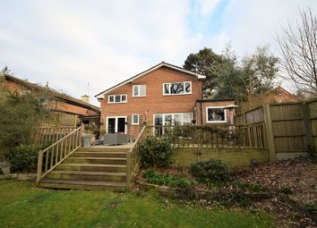 Thumbnail 4 bed detached house for sale in Cricket Hill Lane, Yateley