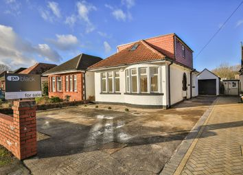 Thumbnail 3 bed detached bungalow for sale in Park Avenue, Whitchurch, Cardiff