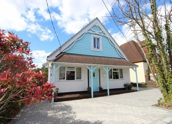 Thumbnail 4 bed detached house for sale in Eastwood Rise, Eastwood, Leigh-On-Sea