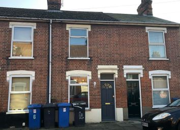 Thumbnail 2 bed terraced house to rent in Cowell Street, Ipswich