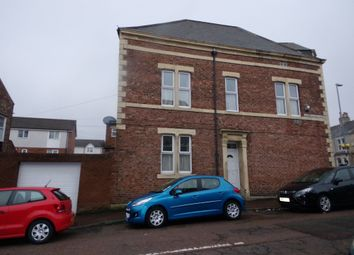 Thumbnail 5 bed terraced house for sale in Granville Street, Gateshead