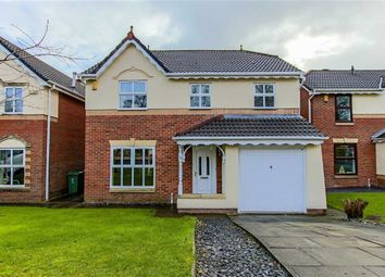 Thumbnail 5 bed detached house for sale in Stanford Hall Crescent, Bury, Lancashire