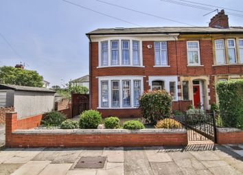 Thumbnail 4 bedroom end terrace house for sale in Waun Y Groes Road, Rhiwbina, Cardiff