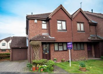 Thumbnail 3 bed end terrace house for sale in Stevenson Drive, Bracknell