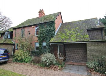 Thumbnail 3 bed semi-detached house to rent in 2 Beech Cottage, White Horse Lane, Finchampstea, Wokingham, Berkshire