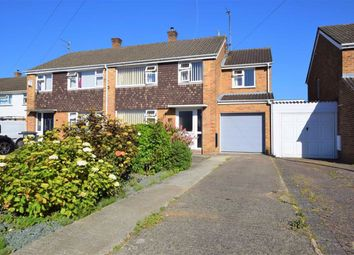 Thumbnail 4 bed semi-detached house for sale in Insley Gardens, Hucclecote, Gloucester