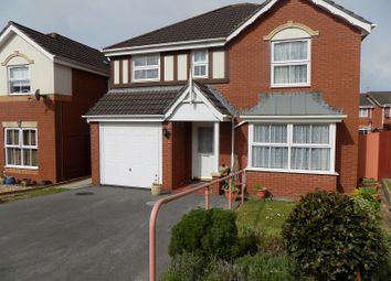 Thumbnail 4 bed detached house for sale in Ffordd Derwen, Margam Village, Port Talbot, Neath Port Talbot.