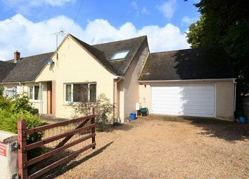 Thumbnail 4 bed semi-detached bungalow for sale in St. Pauls Square, Tiverton
